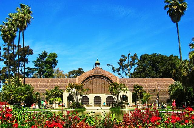 Botanical Gardens San Diego